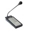 Bosch Plena LBB1956/00 Estación de llamada, 6 zonas
