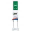 Estación sanitizadora IK-220-4G IKCount