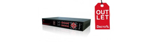Grabadores de video digital DVR