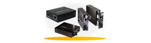 Web Smart / Smart Fast Ethernet Media Converter