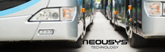 Minibus autónomo con tecnología Neousys