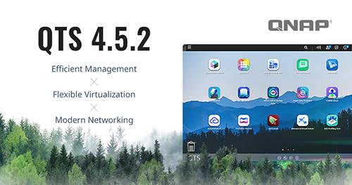 QNAP QTS 4.5.2